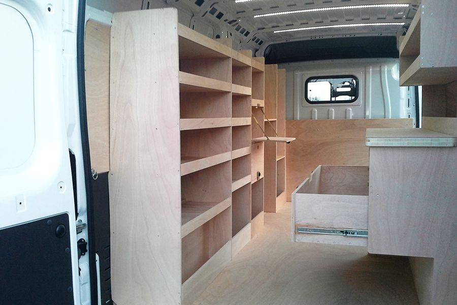 amenagement camion artisan
